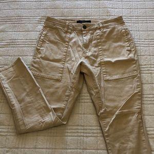 Elwood Crop Cargo Pants